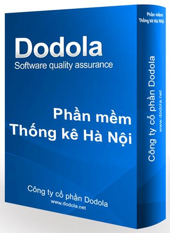 Gói sản phẩm phần mềm thống kê Hà Nội